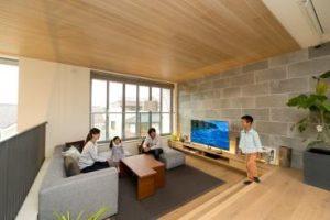 【三井ホーム内装打ち合わせ⑪】リビング造作のタイル壁