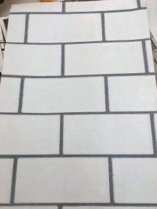 【三井ホーム】2階洗面台の壁紙選び