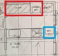 【三井ホーム】標準キッチンバックセットの値段や種類とサイズについて
