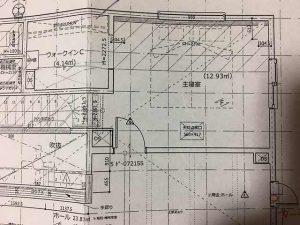 【三井ホーム】寝室の壁紙とプチ造作