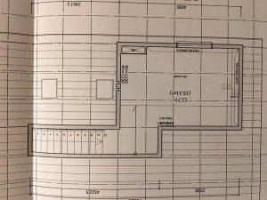 【三井ホームで家を建てる】ロフト壁紙を北欧風に!