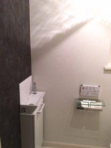 【Web内覧会】モダンなトイレと「カワジュンのトイレットペーパーホルダー」など施主支給したものを紹介~。